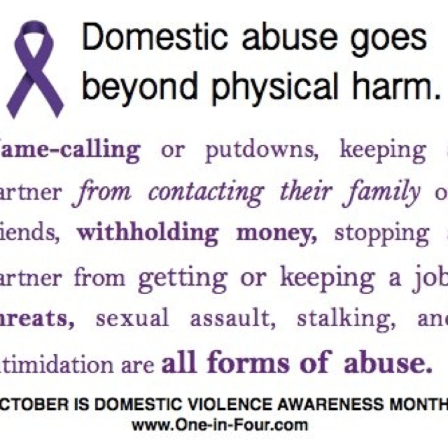 Quotes about Domestic Violence (94 quotes)