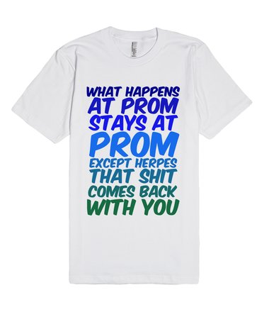 Quotes about After prom (19 quotes)