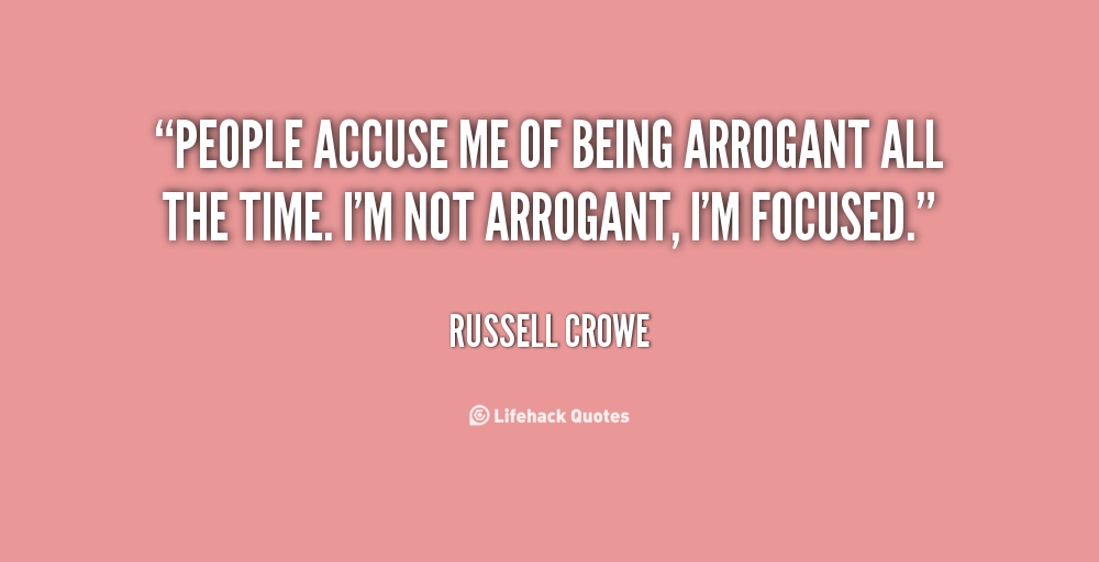 Quotes About Conceited Person 26 Quotes