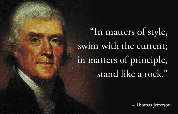 the major success of the thomas jefferson that earned him respect of many during his presidency