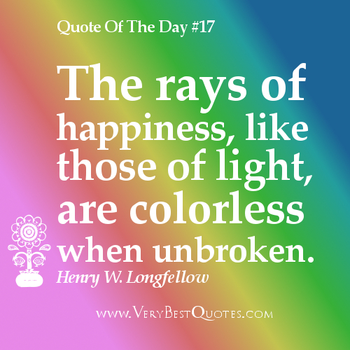 Quotes about Rays Of Light (35 quotes)