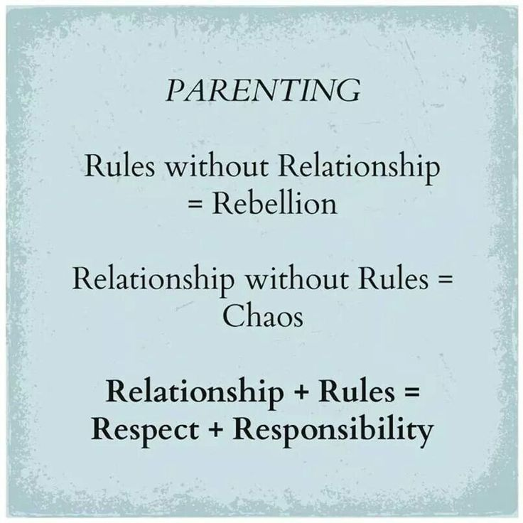 children without rules But structure and rules not only make child rearing easier, they're also essential trying to raise a responsible, cooperative child without age-appropriate boundaries is like trying to raise a goldfish outside its fishbowl.