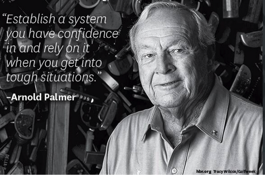 Arnold Palmer Quotes Classy Quotes About Arnold Palmer 48 Quotes
