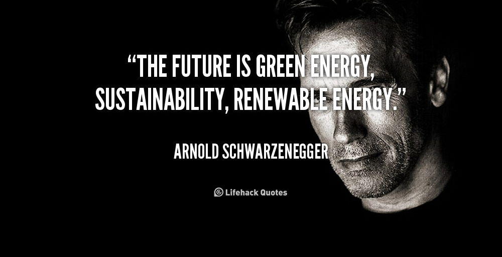 Quotes About Renewable Energy 110 Quotes