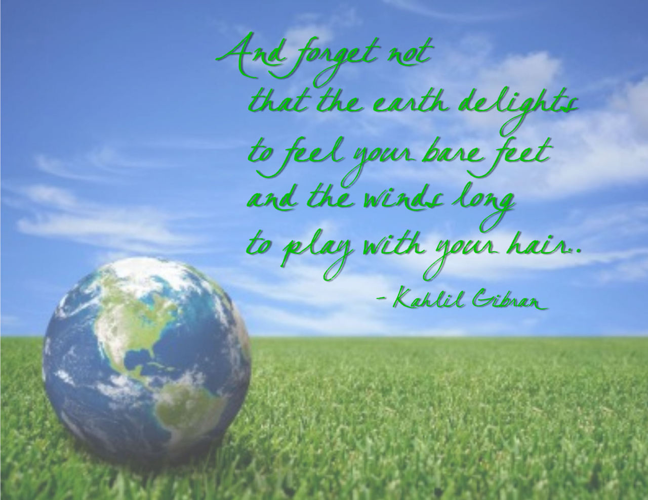 Quotes About Save The Earth (55 Quotes