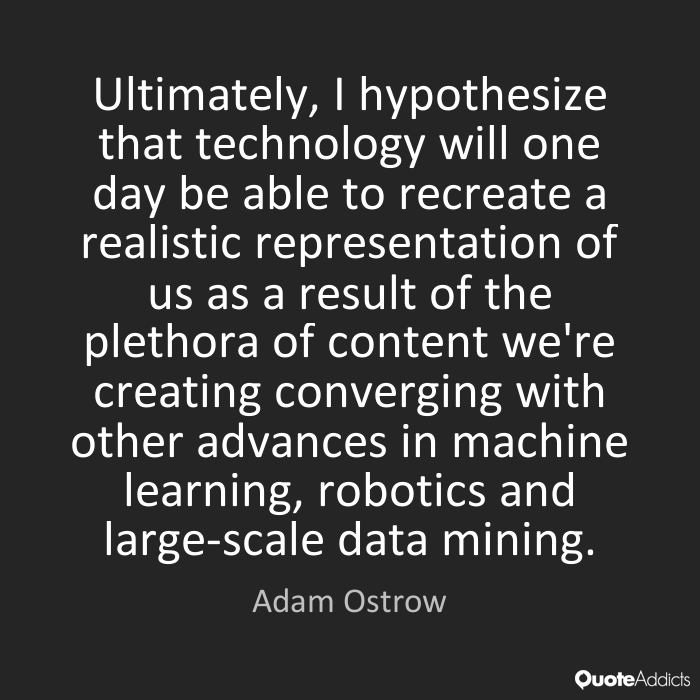 Quotes About Machine Learning 32 Quotes