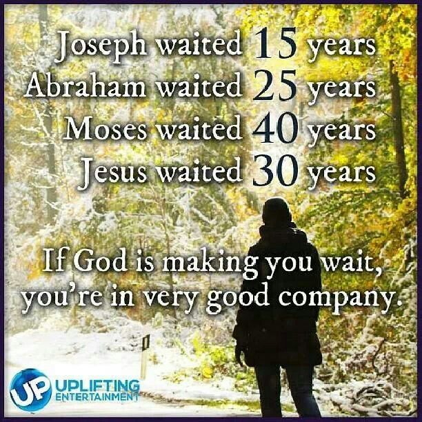 Quotes About Waiting For God 85 Quotes
