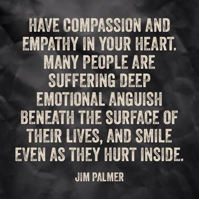 Quotes About Lack Of Compassion 25 Quotes