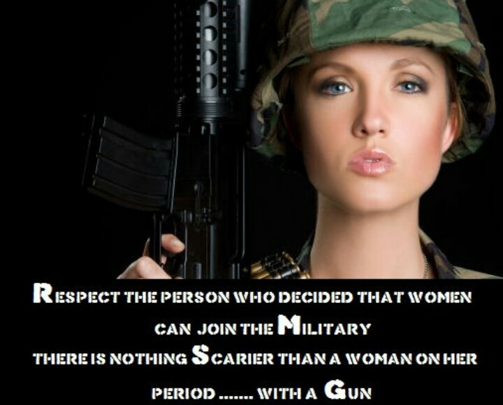 Quotes about Military Women (44 quotes)