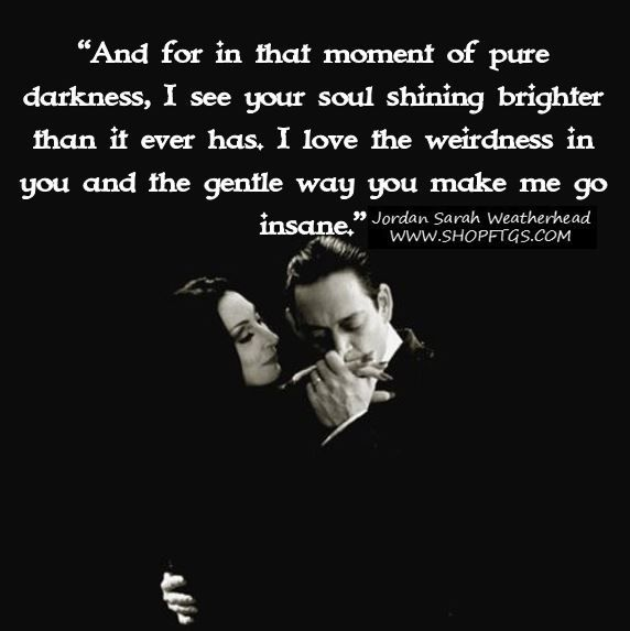 Quotes about Love is darkness (130 quotes)