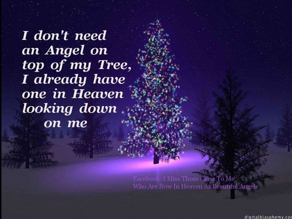Quotes about Christmas without you (30 quotes)
