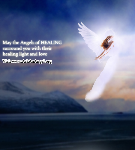Quotes about Angel of healing (19 quotes)
