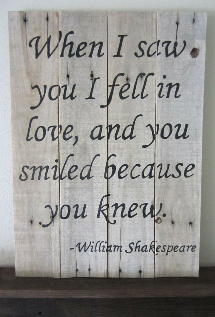 Quotes about Smile because of love 55 quotes