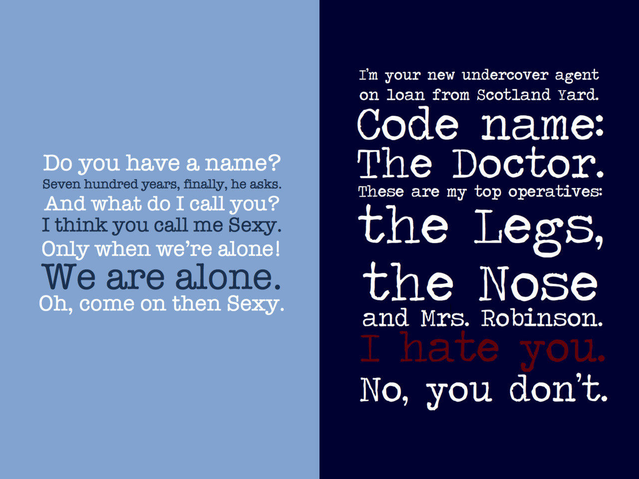 Quotes about Doctor Who (251 quotes)