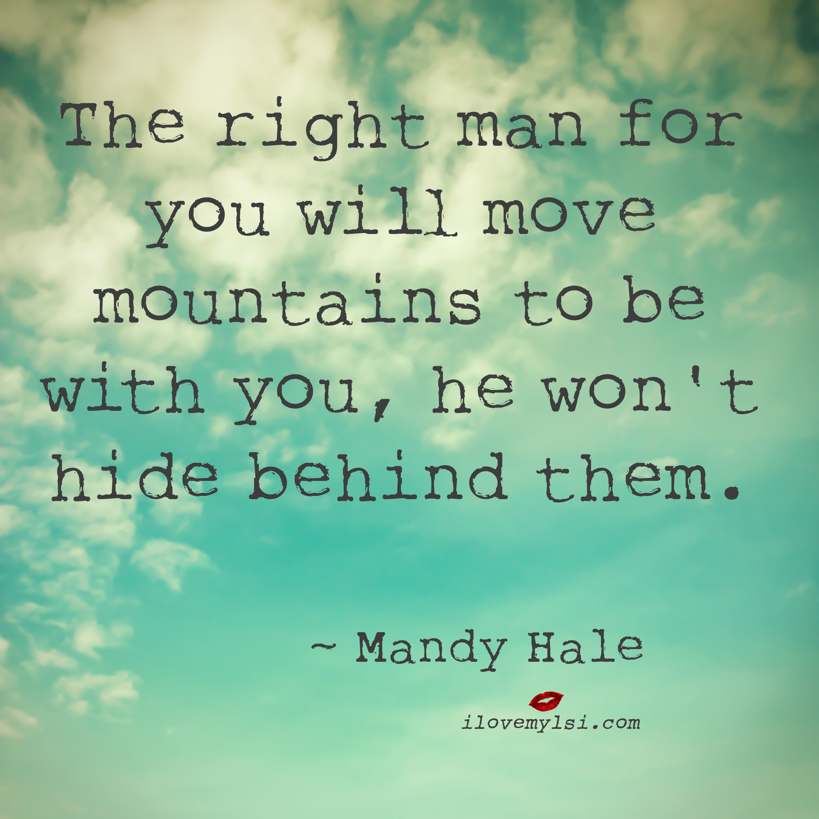 quotes about right man quotes