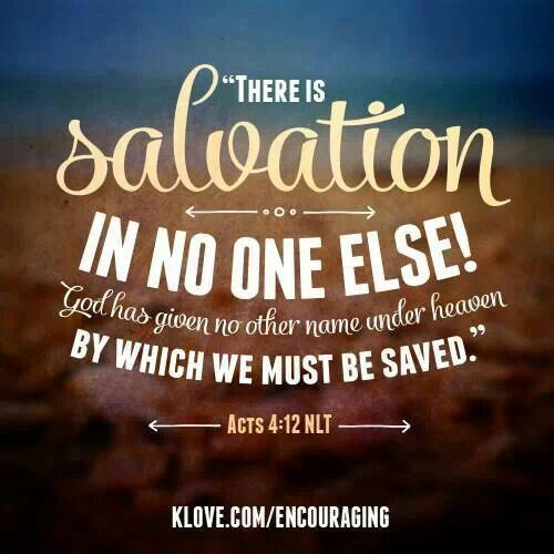 Quotes About Salvation Entrancing Quotes About Salvation From Jesus 21 Quotes