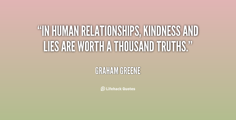 Quotes About Human Relations 81 Quotes