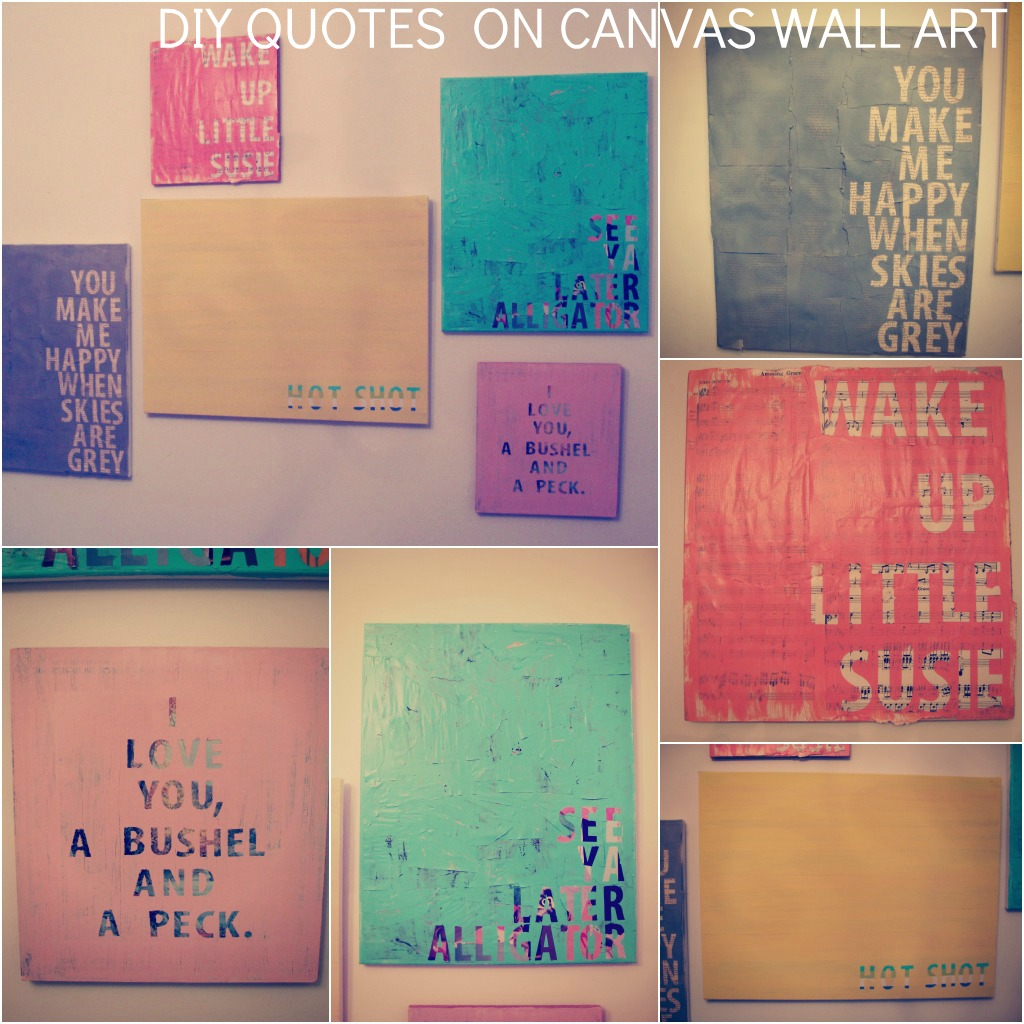 Quotes about Canvas (390 quotes)