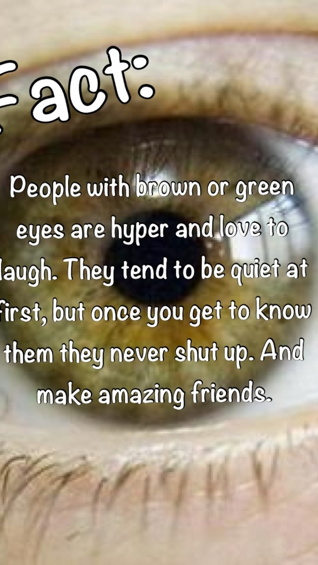 Quotes about Brown and green eyes (28 quotes)