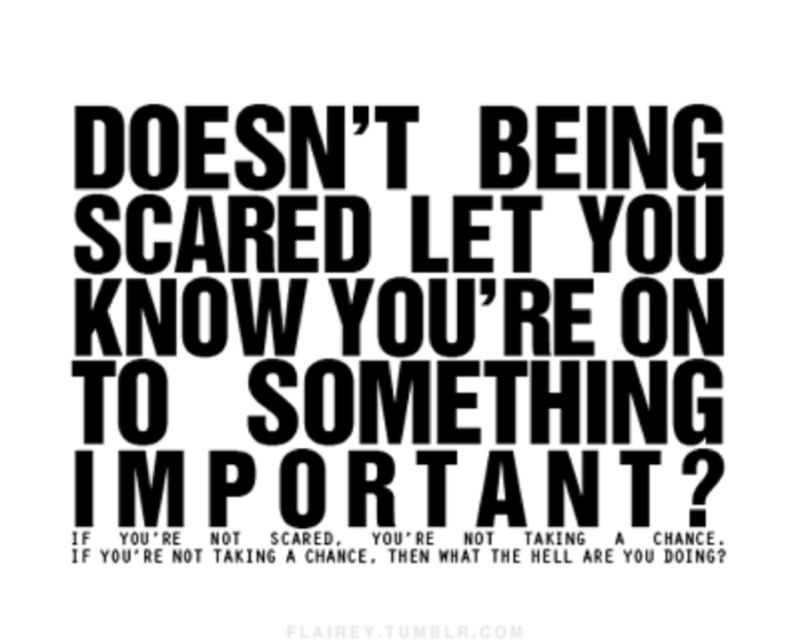 Quotes About Scared To Love 74 Quotes