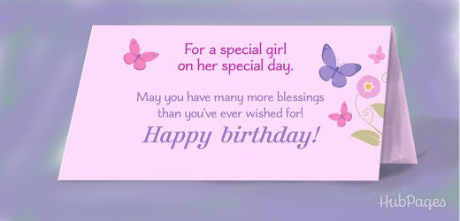 Fantastic Quotes About Birthday Girl 34 Quotes Birthday Cards Printable Trancafe Filternl