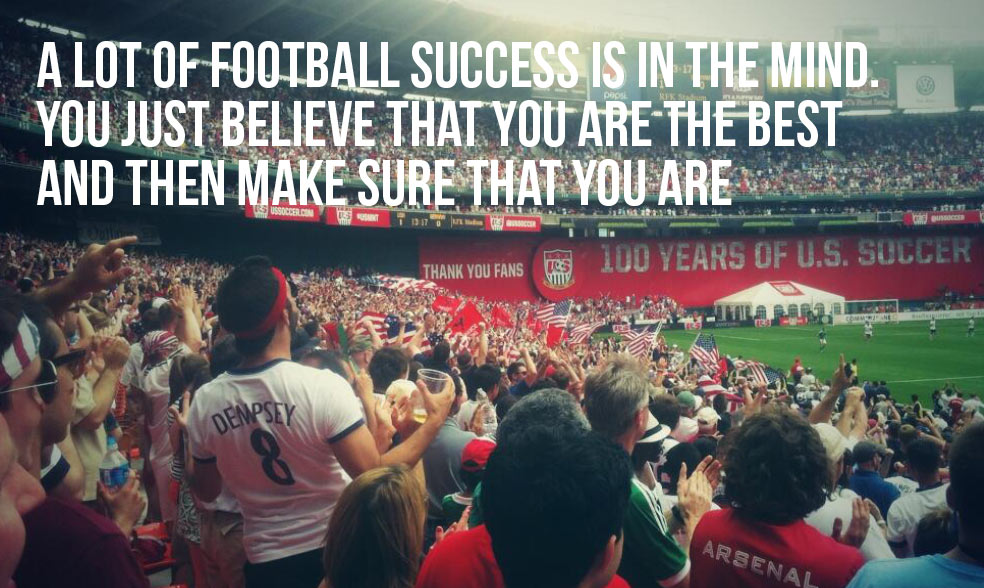 Quotes About Football And Success 44 Quotes
