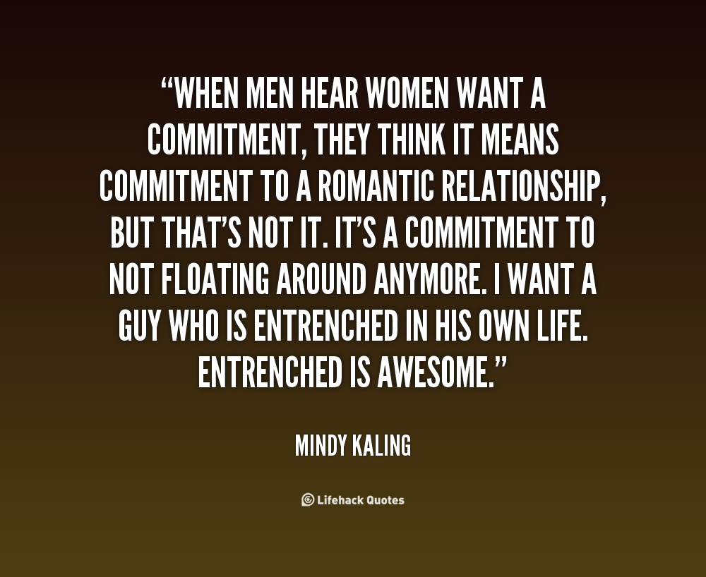 What Is The Definition Of Commitment In A Relationship