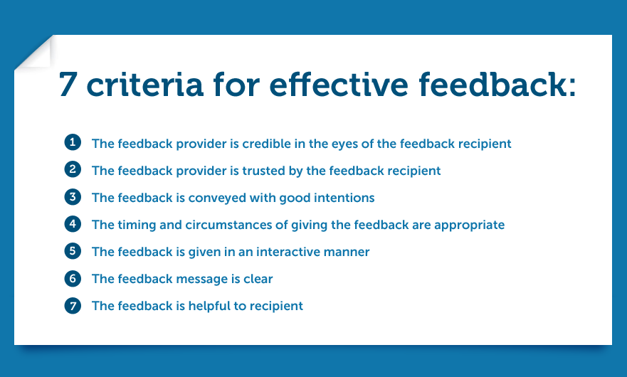 Quotes About Constructive Feedback 21 Quotes