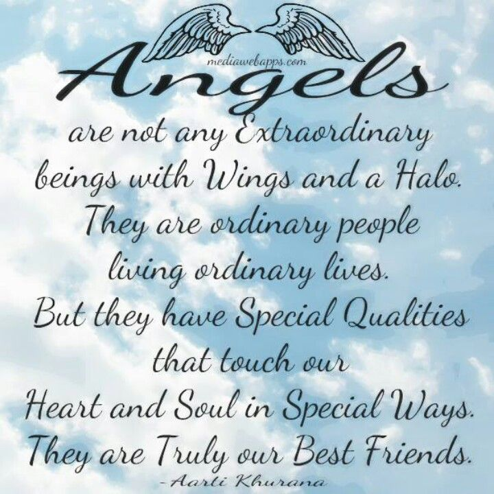 Quotes about Varieties of angels (21 quotes)