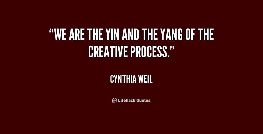 Quotes About Yin 56 Quotes