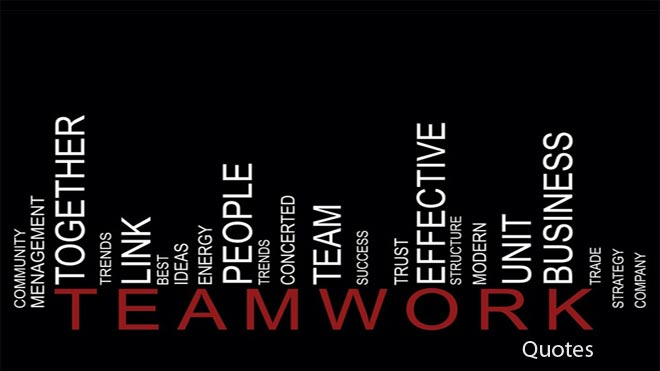 quotes about business teamwork quotes