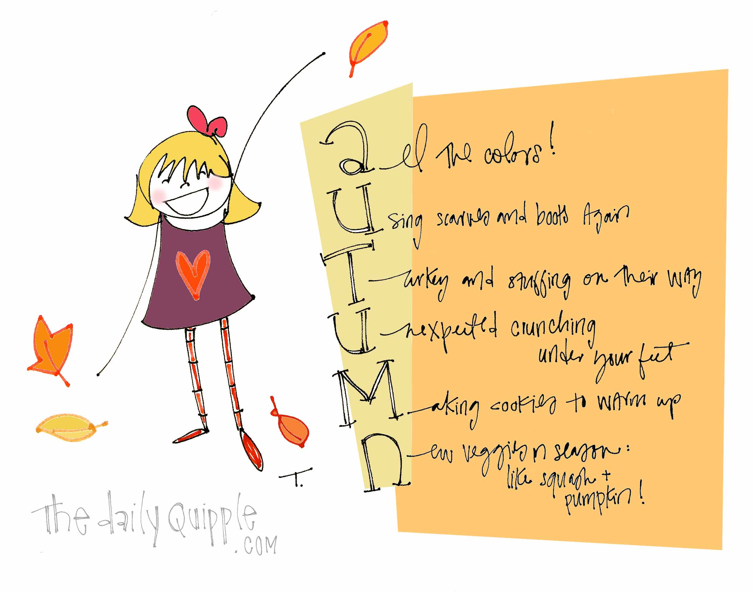 Quotes about Fall fun (45 quotes)