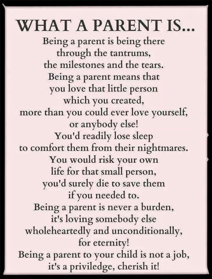 Quotes about Being A Parent (123 quotes)