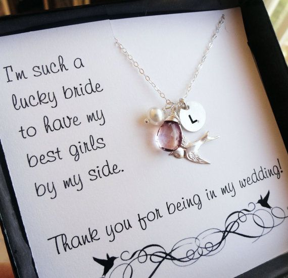 Wedding Gift Quotes Sayings: Quotes About Wedding Bridesmaids (25 Quotes