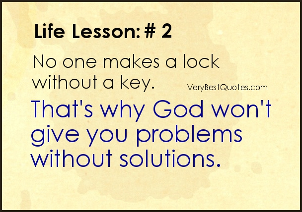 Quotes About Lessons Of Life 168 Quotes