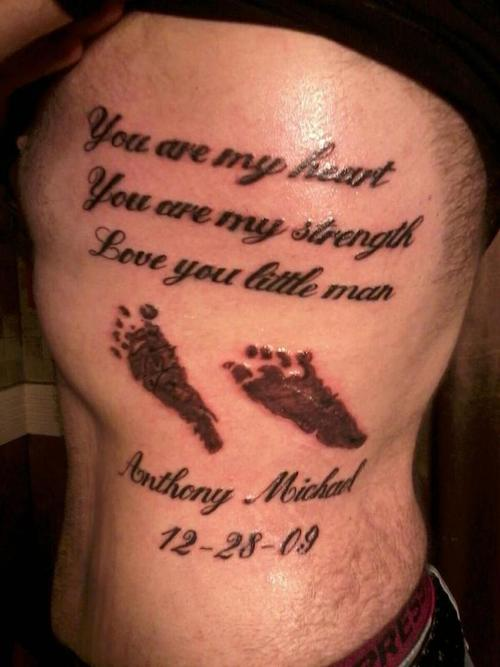 Quotes about Son tattoos (11 quotes)