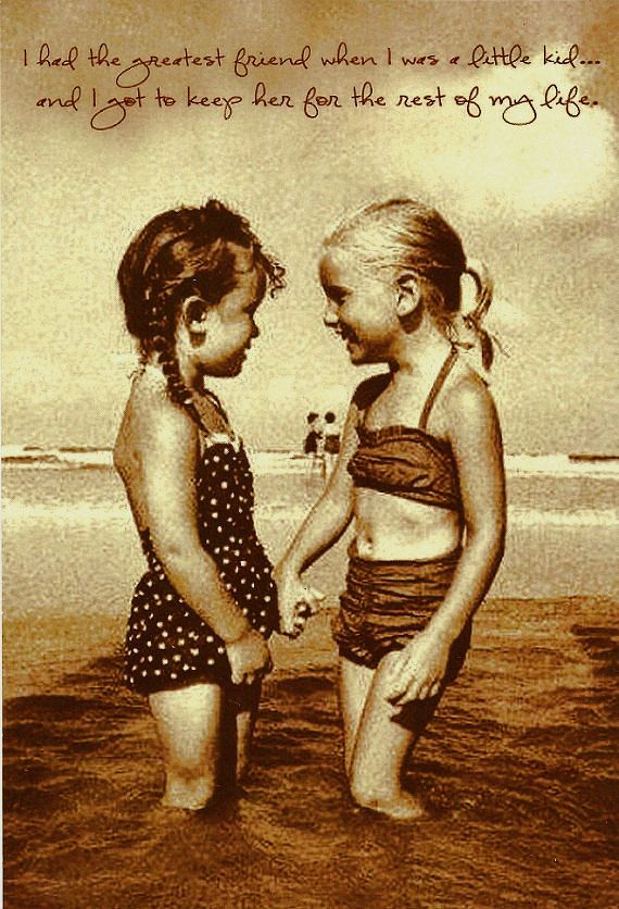 Quotes about Childhood sisters (71 quotes)