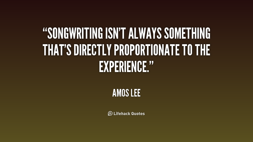 Quotes About Songwriters 144 Quotes