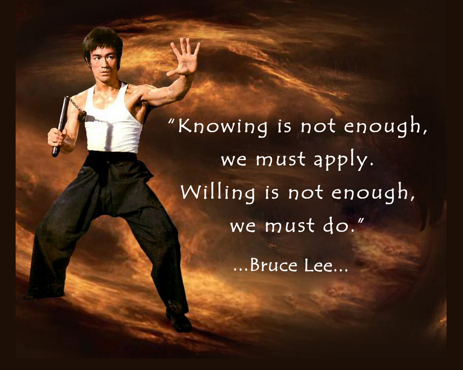 Quotes About Bruce Lee 107 Quotes
