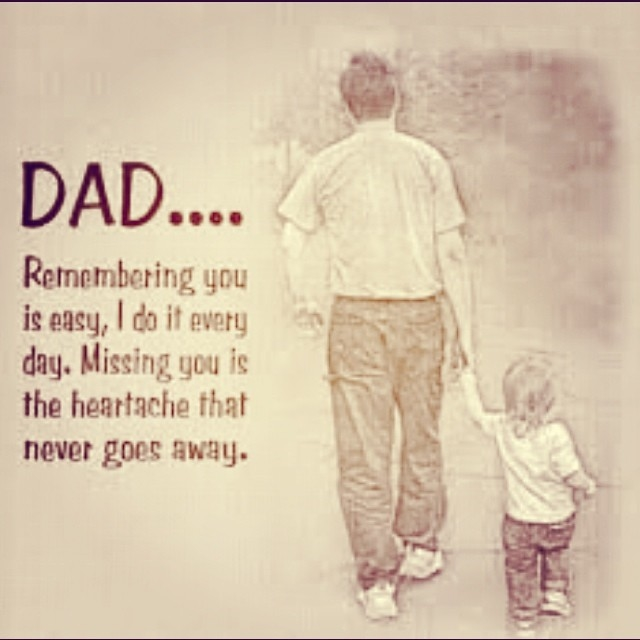 Quotes about Dad in heaven (55 quotes)
