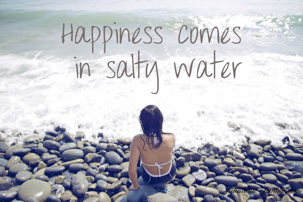 Quotes about Water and happiness 33 quotes