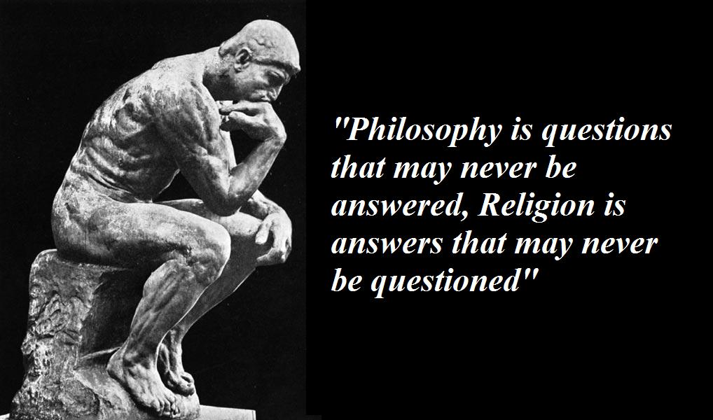 Quotes about Philosophy of religion (115 quotes)