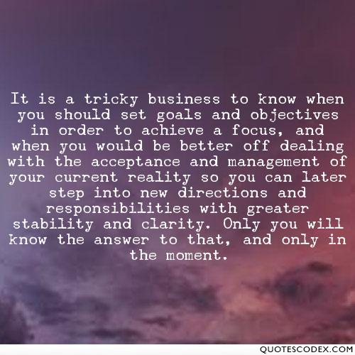 Quotes About Moment Of Clarity 36 Quotes