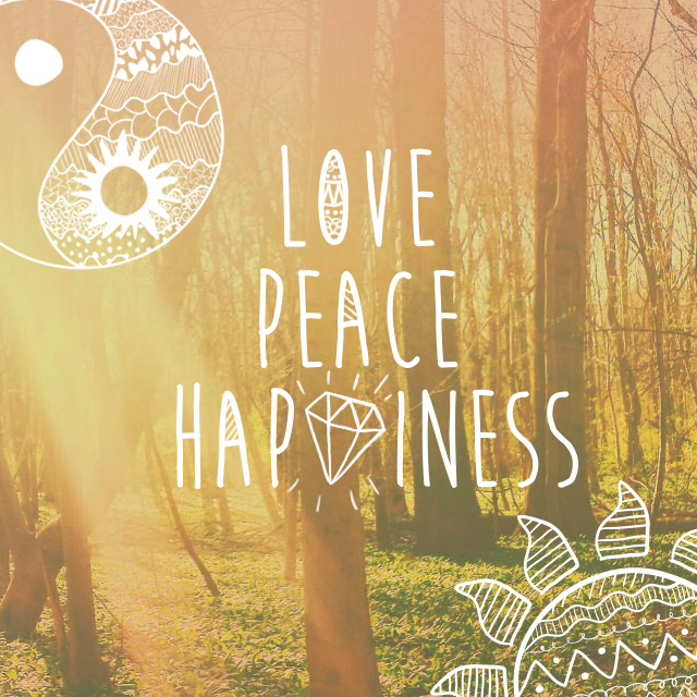 Quotes About Peace Love And Happiness 60 Quotes Custom Quotes On Peace And Love