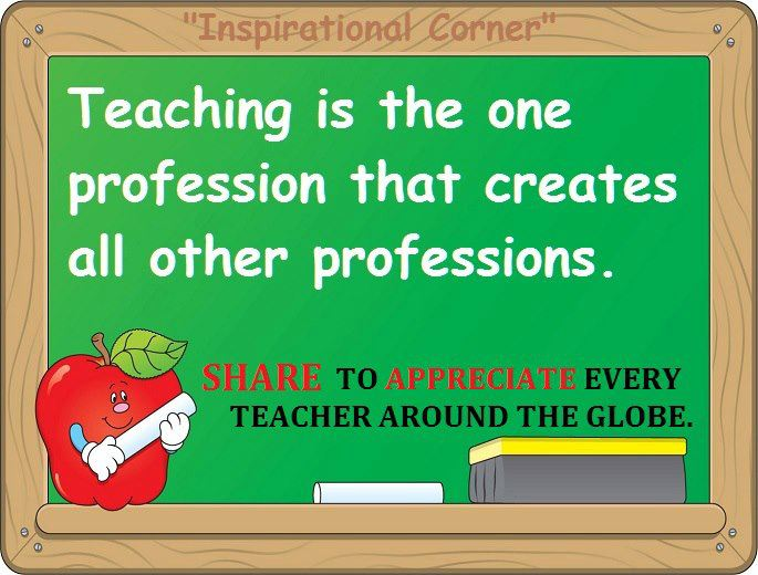 teaching the most important profession essay