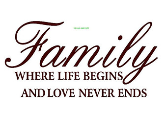 quotes about beginning a family quotes