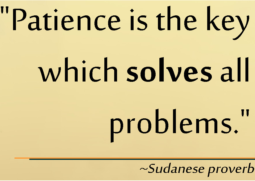 patience quotes for kids - 880×624
