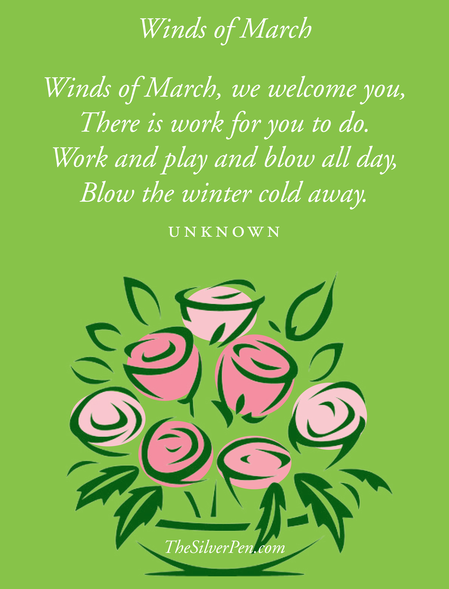 Quotes About Month Of March 53 Quotes