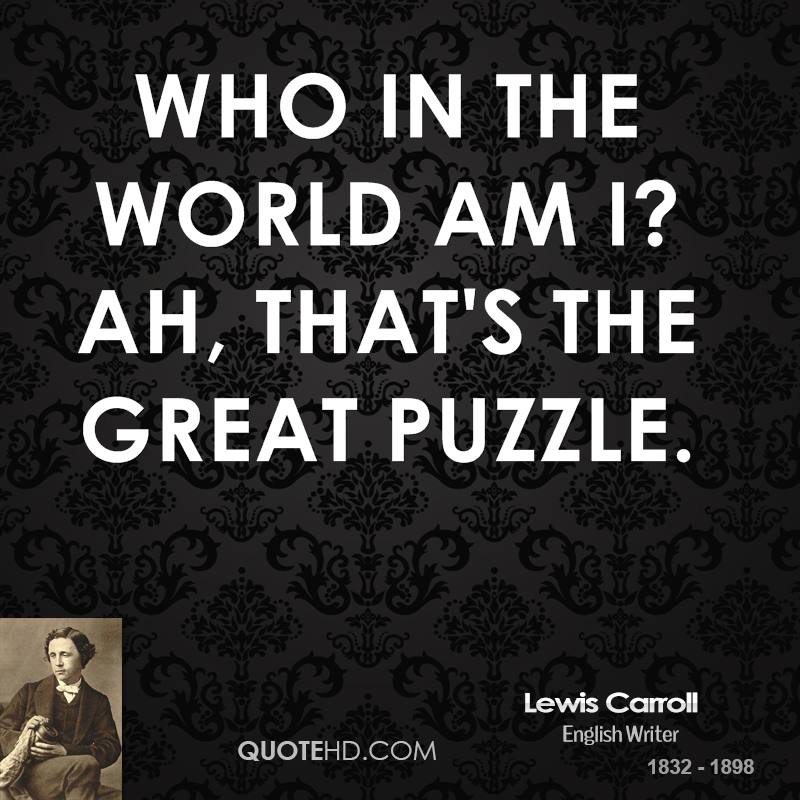 Quotes About Who Am I 1020 Quotes