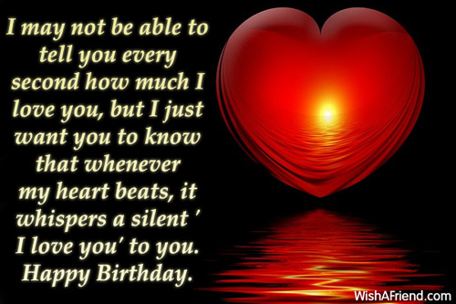 quotes about birthday girlfriend quotes